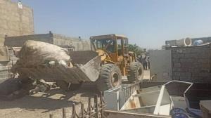 مراکز غیرمجاز تفکیک زباله در کرج پلمب شدند