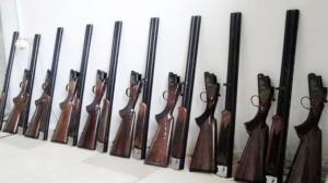 کشف سلاح شکاری غیر مجاز در ارومیه