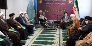 حجتالاسلام حیدری رئیس حوزههای علمیه خراسان شمالی شد