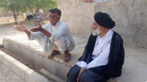 حضور میدانی نماینده ولی فقیه در خوزستان در روستاهای رامشیر