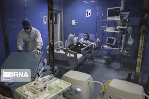 قطع برق، روند خدمات در بیمارستانهای یزد را مختل کرد
