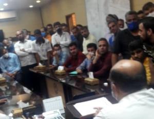 کارگران شهرداری کوتعبدالله: ۲۳ روز است دست از کار کشیدهایم