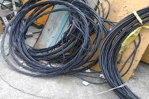 سرقت مکرر کابلهای تلفن ملکآباد البرز