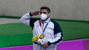 نام قهرمان المپیک بر تارک خیابانی در دهلران