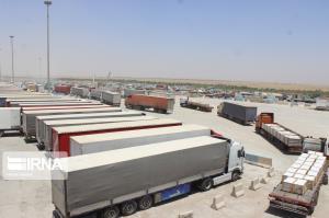 ۲۹۱ میلیون دلار کالا از مرز مهران به عراق صادر شد