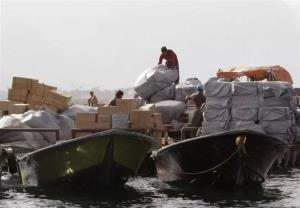 شناور حامل ۳۱ میلیارد ریال کالای قاچاق در استان بوشهر شناسایی و توقیف شد