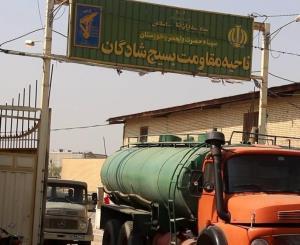 آبرسانی به روستاهای شادگان با ۶ تانکر ادامه دارد