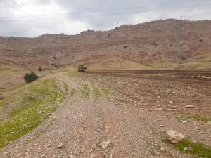 رفع تصرف بیش از ۳۷ هزار مترمربع از اراضی ملی منطقه عبدالرزاق سقز