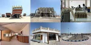 ۹ طرح بزرگ اقتصادی در قشم افتتاح شد