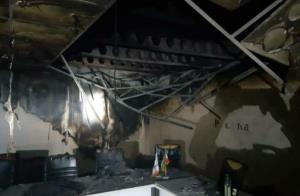 علت آتشسوزی در شرکت پارافین اشتهارد مشخص شد