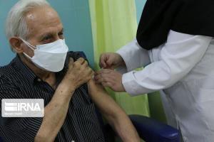 ۶۰ درصد جامعه هدف بنیاد شهید قزوین علیه کرونا واکسینه شدند