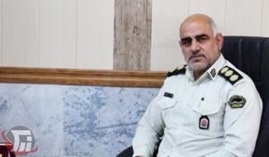 دستگیری سارق کابل برق در الیگودرز