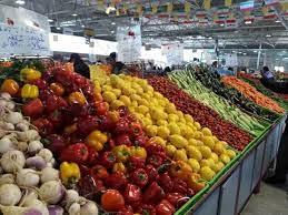 قیمت انواع میوه و ترهبار و مواد پروتئینی در ایلام؛ سهشنبه ۵ مرداد