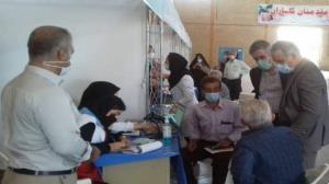 تزریق بیش از ۲۰ هزار دز واکسن در تاکستان