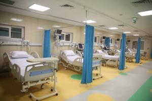 کمبود تخت بیمارستانی در اردبیل برطرف میشود