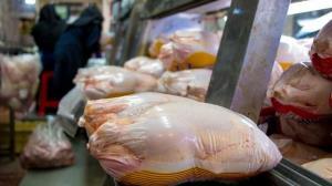 فروش خارج از رهتاب، عامل پرکشیدن قیمت مرغ در اصفهان