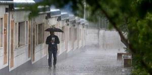 ورود سامانه جدید بارشی به آذربایجانشرقی از چهارشنبه