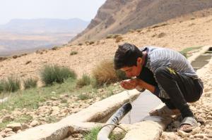 ۷۰ درصد از منابع آبی عشایر کهگیلویه و بویراحمد کم آب شد