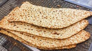 نان در کرمانشاه گران نشده است