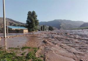 اعلام آخرین وضعیت خسارات سیل در چالدران