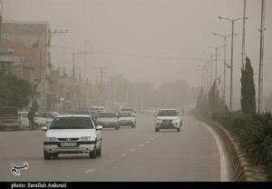 وزش باد و گردوغبار همچنان در استان کرمان ادامه دارد