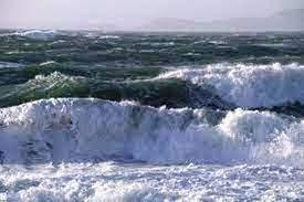 پیشبینی وزش بادهای جنوب غربی بر روی تنگه هرمز