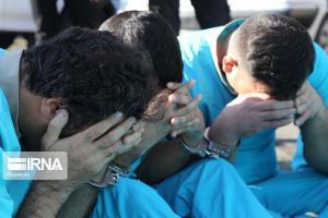 ۳ سارق ۲۰۰ میلیارد ریالی در کیش دستگیر شدند