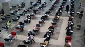 رقابت بیش از ۱۸ هزار داوطلب آزمون کارشناسی ارشد در گیلان