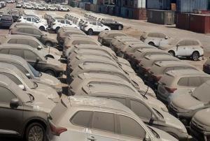 طرح ویژه ترخیص خودروهای توقیفی در قزوین آغاز شد