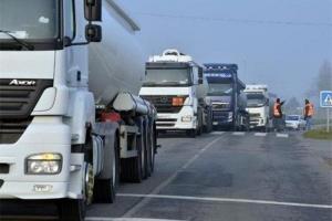 ۵۲ هزار وسیله نقلیه باری از پایانههای مرزی جلفا و نوردوز تردد کردند