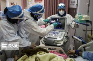 تختهای اورژانس بیماران کرونایی در شیروان تکمیل شد