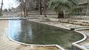 گردش آب چشمهها در سطح معابر شهر خرمآباد