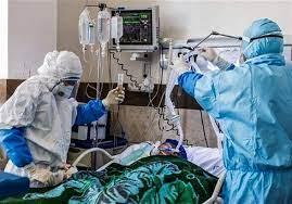 بستریشدن ۷۰ بیمار کرونا دربیمارستان شهید مدرس کاشمر