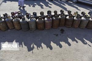 رئیس اداره صمت: کاهش ۴۵ درصدی سهمیه علت کمبود گاز مایع در ایرانشهر است
