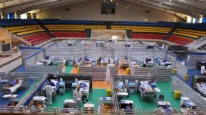 راهاندازی ۳ بیمارستان پشتیبان در شیراز