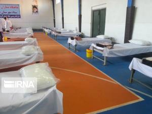 نقاهتگاه بیماران کرونایی در گلستان راهاندازی شد