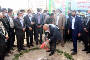 ساخت بوستان بانوان در مرودشت