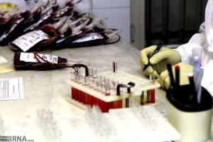 ذخیره ۳ گروه خونی در گیلان مطلوب نیست