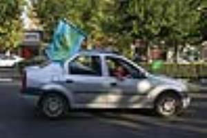 کاروان خودرویی جشن عید غدیر