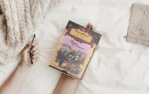 داستان شب/ آرزوهاي بزرگ اثر چارلز ديکنز (قسمت سيزدهم)