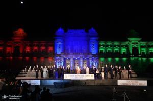 عکس/ مراسم روشن کردن مشعل پارالمپیک 2020 در توکیو