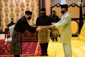 سوگند نخست وزیر جدید مالزی