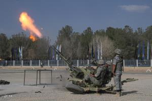 عکس/ مرحله پنجم مسابقات بین المللی نظامی اربابان سلاح