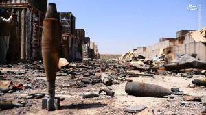 عکس/ تخریب بزرگترین مرکز سازمان جاسوسی سیا در افغانستان