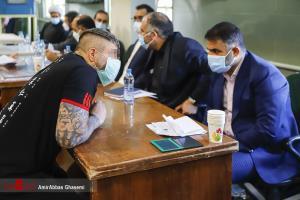عکسهای برگزیده؛ گفتگو با زندانیان ندامتگاه رجایی شهر