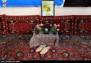 منزل شهید محراب آیت الله مدنی در همدان