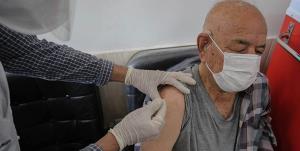 ۹۰ درصد مددجویان مراکز شبانهروزی استان واکسینه شدند