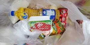 ۴۰ بسته غذایی بین نیازمندان «بیرجند» توزیع شد