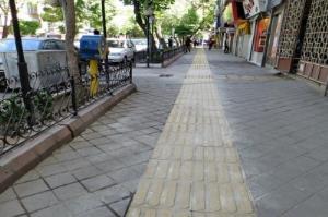 برخورد با موتورسواران خیابان طالقانی ایلام