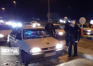 پلیس راهور همدان: دستورالعمل لغو محدودیت تردد شبانه ابلاغ نشده است